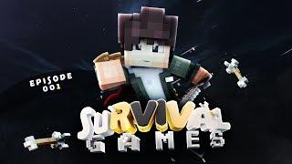 COMEBACK! • Minecraft Survival Games #01 | q72