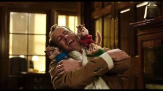 Элвин и бурундуки 4 (2015)   Трейлер