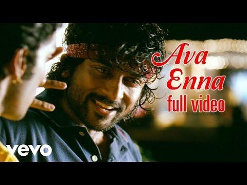 Vaaranam Aayiram - Ava Enna Tamil Lyric | Harris Jayaraj | Suriya