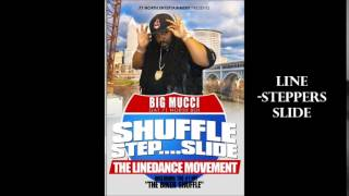 BIG MUCCI - The Line Steppers Slide (Music)