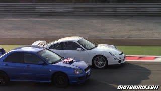 Monza Track Day 31/01/2016 - Nissan GT-R, Lotus Exige S, Subaru Impreza & More