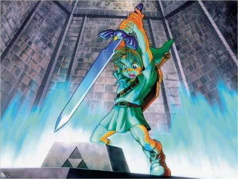 Zelda Ocarina of Time Re-Arrange OST: Hyrule Field Main Theme