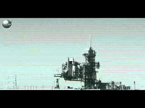 UFO Sighting NASA Kennedy Space Center Surveillance Camera ...