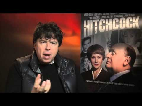 Sacha Gervasi Interview -- Hitchcock | Empire Magazine