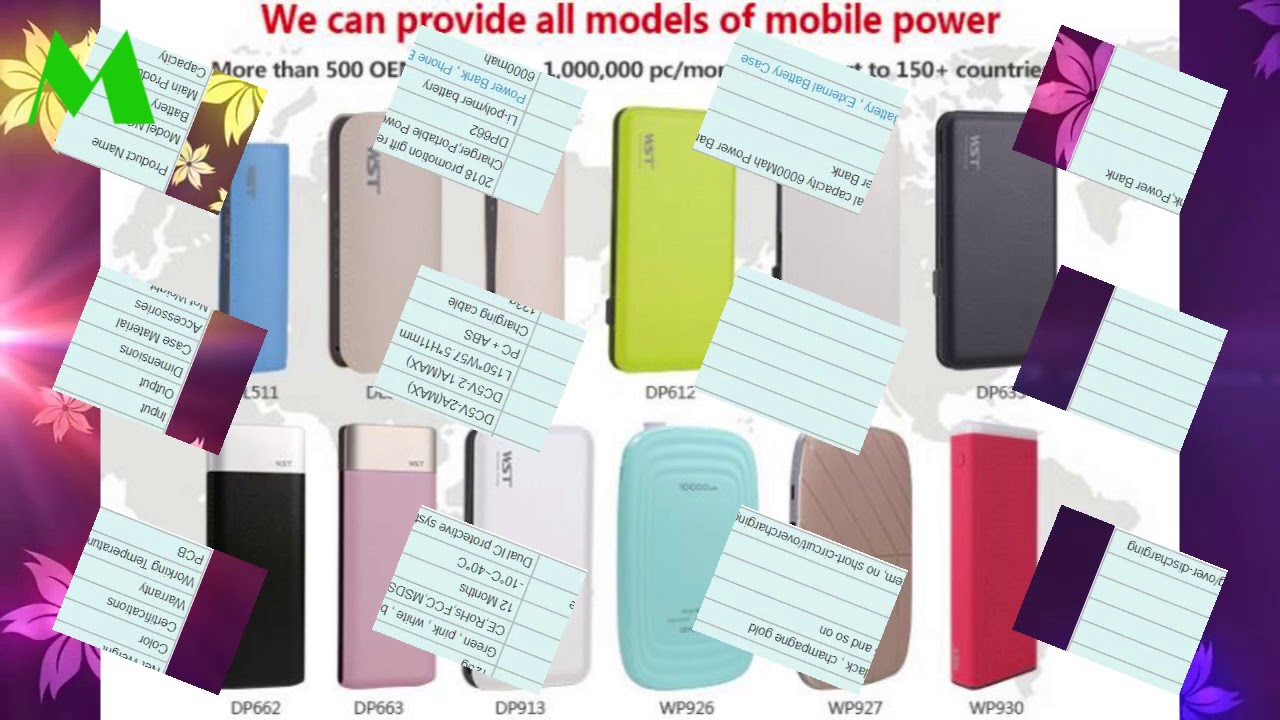 promotion gift real capacity 6000mah power bank power bank charger rh youtube com Short Circuit Johnny 5 Short Circuit Fire