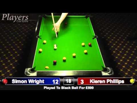 Simon Wright Vs Kieren Phillips