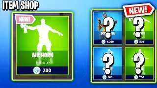 MLG HORN EMOTE! Fortnite Item Shop! Daily & Featured Items! (Feb 3RD/Feb 4TH)