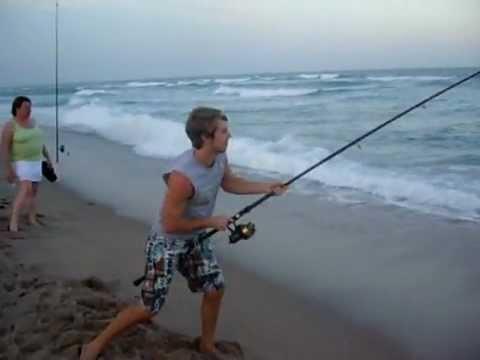 Big Game Shore Fishing