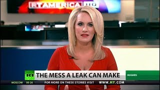 White House leaks are making a mess