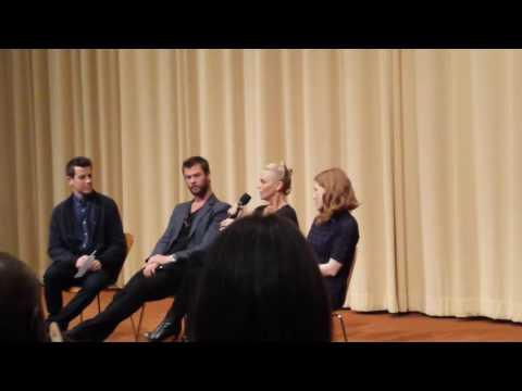 Huntsman: Winter's War Q&A - Charlize Theron