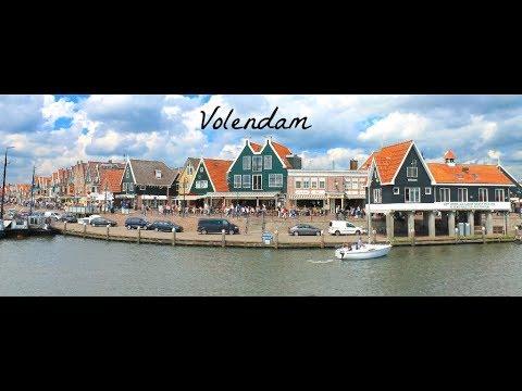 Volendam - Fisherman Village - Dutch.