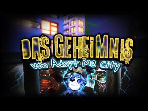 MAMA DANIAS GRUSELGESCHICHTE! 3 Monster & Jahrhundertsturm in Adopt Me City [Roblox Deutsch]