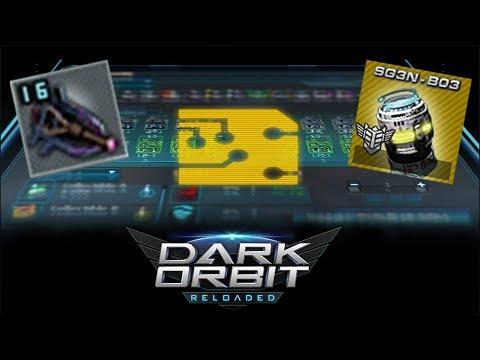 Darkorbit - Update Halloween New Battlepass SG3N-B03 And Berserker Ship