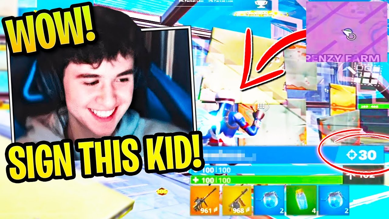 Bugha Wants This CRACKED Mobile Kid SIGNED to a PRO TEAM IMMEDIATELY! (..WAS HE CHEATING?!)