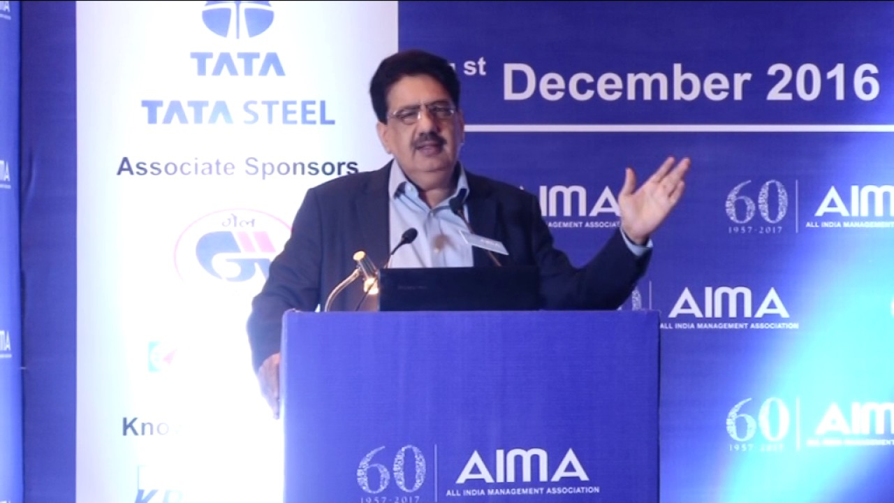 HR will be dead by 2020 - Vineet Nayar at AIMA's 14th ...