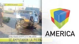 Accidente en Mar del Plata