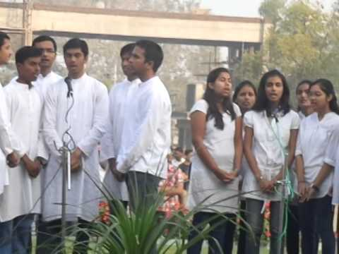 Republic Day in SGGS - Ved Mantrahun Amha