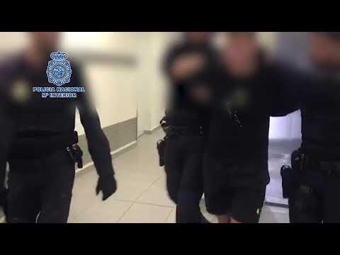 La Policía Nacional detiene en Tenerife a un peligroso atracador reclamado por Reino Unido