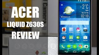 ACER LIQUID Z630S REVIEW