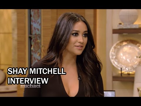 Pretty Little Liars' Shay Mitchell on Kelly and Michael - October 5th, 2015