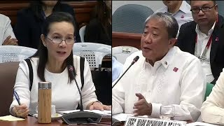 Poe, Tugade clash over traffic emergency powers
