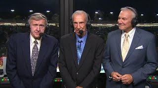 Legends return to NBC booth