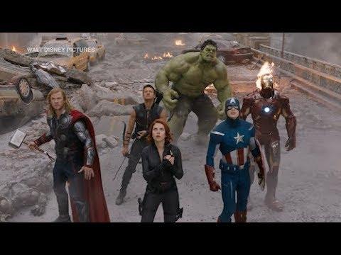 Chris Evans, Scarlett Johansson & Chris Hemsworth Reflect on Making Avengers: Endgame