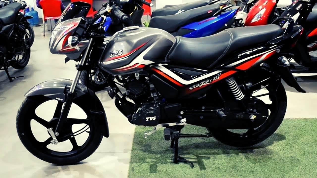 Tvs Star City Plus Special Edition 2019 Compplete Review Is