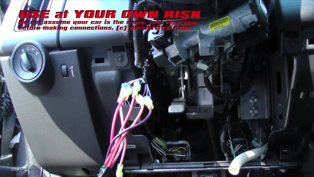 wiring diagram for 2008 ford edge ford edge remote start uncut installation   use at your own risk  ford edge remote start uncut