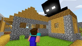 STAY AWAY FROM THIS MINECRAFT BOSS..
