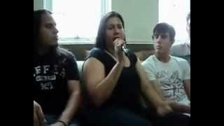 Canal Rock N Roll Marilia-sp Entrevista Banda 666 Iron Maiden Cover Parte 2
