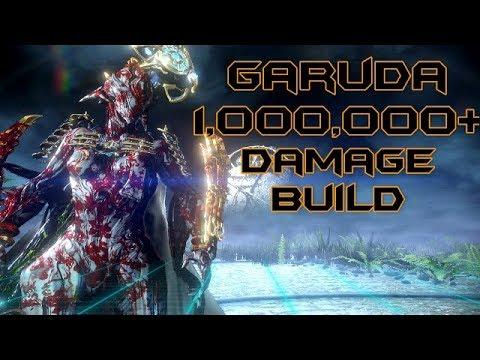 GARUDA Tank DPS Build ONE MILLION DAMAGE YouTube
