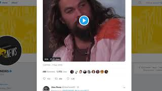 Jason Mamoa confirms once again the Snyder Cut!!!