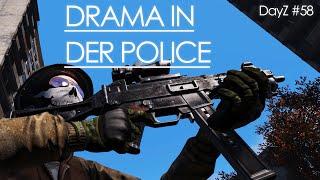 DayZ - Kampf auf dem Prison und das Drama in der Polizei. #NieMehrCDU
