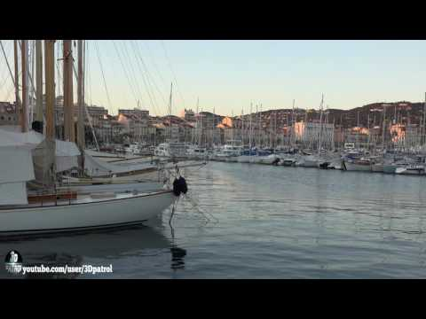 (4k) Cannes, French Riviera, France in UHD