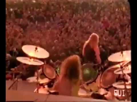 Metallica Enter Sandman live 1991 Russia (Lyrics in description)