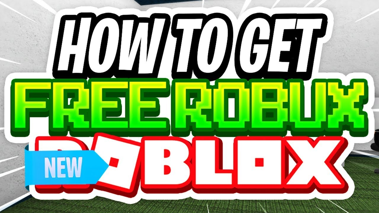 How to Get FREE ROBUX *NEW METHOD* | Roblox