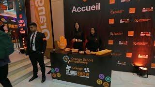 Best of Orange Gaming Show et Orange esports experience