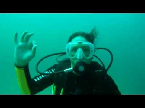 Diving in Fujairah - UAE