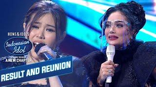 Grand Champion Juara! Krisdayanti Feat Melisa | RESULT & SUPER REUNION - Indonesian Idol 2021