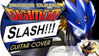 #18: SLASH!! (Digimon Tamers - Card Slash