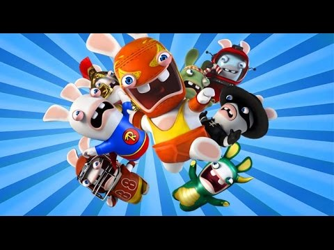 Rayman Raving Rabbids 2 Game play | Top 5 Played Games On Steam