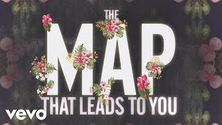 maroon 5 maps lyric video