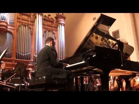 "Rachmaninov ""Musical moment""  Andrei Korobeinikov"