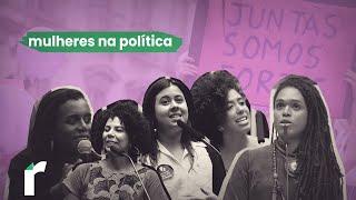 Como é ser mulher na política institucional?