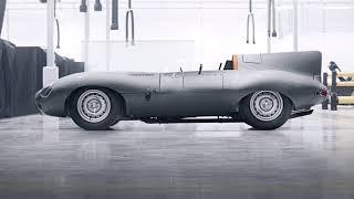 Video: 2018 Jaguar D Type resu…