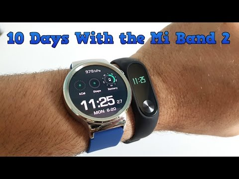 10 Days with the Xiaomi Mi Band 2 - Some Questions Answered