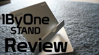 Review: Tablet Smartphone Stand (Aluminum)