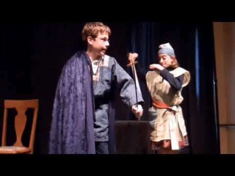 Clapham School Presents Shakespeare's The Comedy of Errors