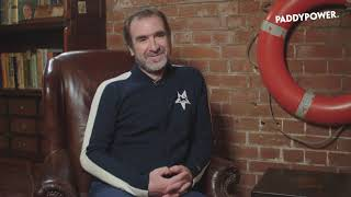 Eric Cantona on Solskjaer, Pogba and who he'd rather see win the Premier League